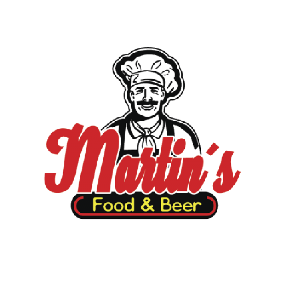 MARTINS FOOD AND BEER