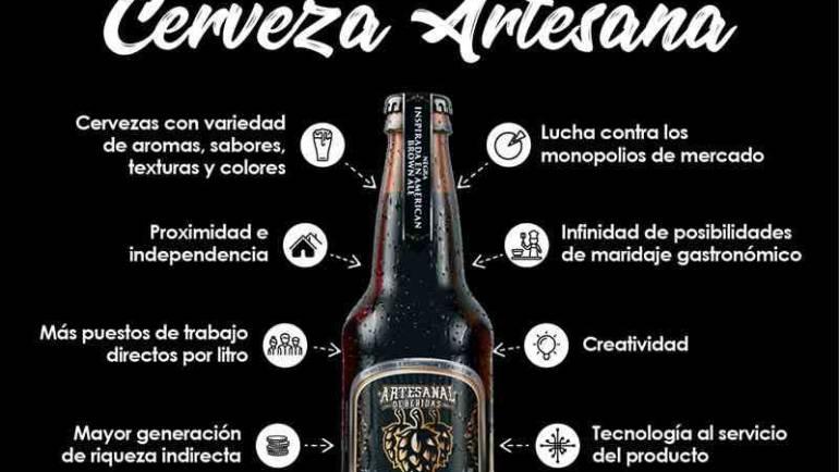Porque Cerveza Artesanal?